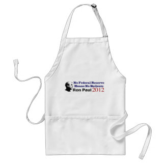 No Federal Reserve Means No More Bailouts Adult Apron