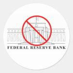 No Federal Reserve sticker