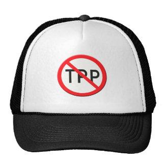 No firme ningún acuerdo pacífico de la sociedad gorras de camionero