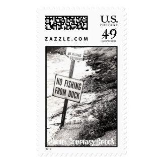 no fishing stamp