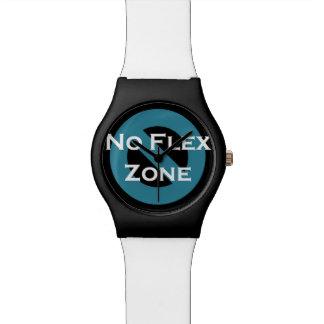 No Flex Zone Wristwatch