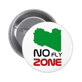 No Fly Zone Pin