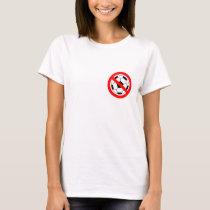 No Football T-Shirt