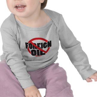 No Foreign Oil T-shirt