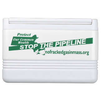 No Fracked Gas in Mass 12-Pack Cooler