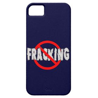 NO FRACKING! End Fracking iPhone SE/5/5s Case