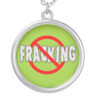 NO FRACKING! End Fracking Jewelry