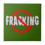 NO FRACKING! End Fracking Tiles