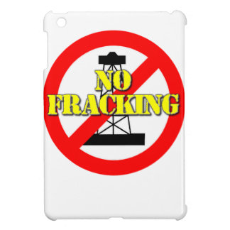 No Fracking UK 2 iPad Mini Covers
