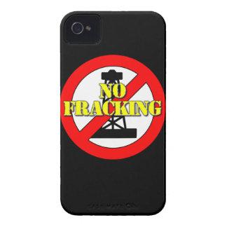 No Fracking UK 2 iPhone 4 Cover