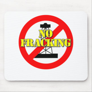 No Fracking UK 2 Mouse Pad