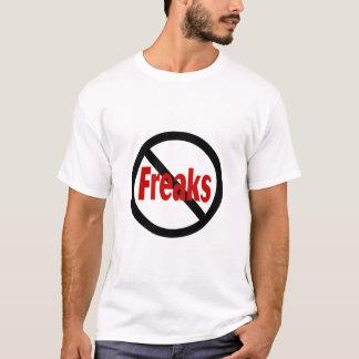 No Freaks T-Shirt