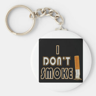 ¡NO FUMO! LLAVERO REDONDO TIPO PIN