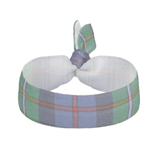 No Fuss Hair Band: MacKenzie Tartan Hair Tie