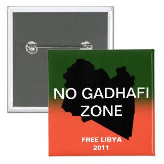 NO GADHAFI ZONE BUTTON