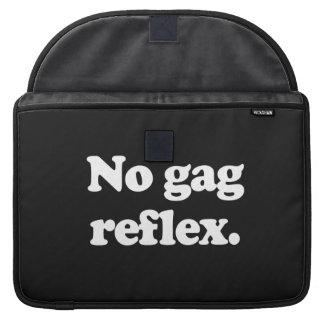 NO GAG REFLEX SLEEVE FOR MacBooks