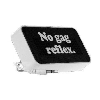 NO GAG REFLEX MP3 SPEAKERS