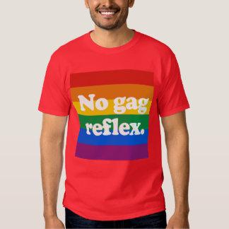No gag reflex tee shirt