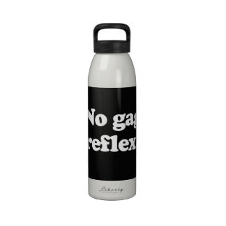 NO GAG REFLEX WATER BOTTLES