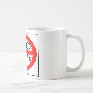 No Gangstalking Coffee Mug