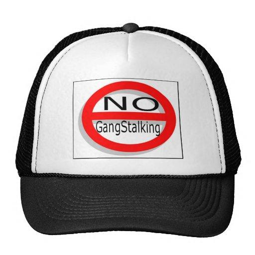 No Gangstalking Trucker Hat