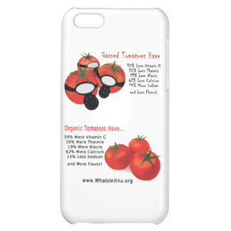 No Gassed Tomatoes Case For iPhone 5C