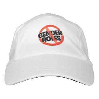 No Gender Roles - -  Headsweats Hat