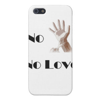 No Glove No Love iPhone 4 Case