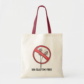 No gluten/Wheat Free! Tote Bag