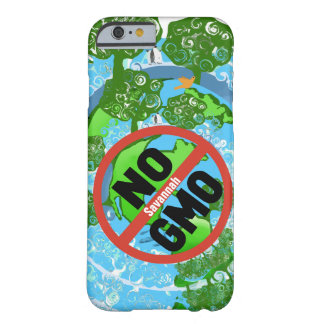 NO GMO BARELY THERE iPhone 6 CASE