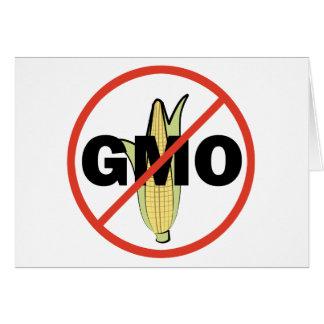 No GMO Card
