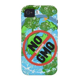 NO GMO Case-Mate iPhone 4 COVERS