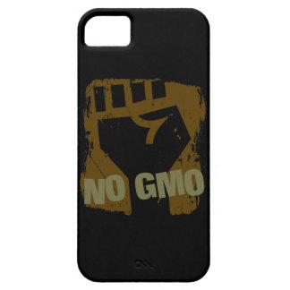 NO GMO Fist iPhone 5 Case