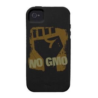 NO GMO Fist iPhone 4 Cases