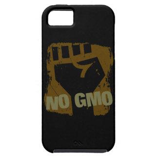NO GMO Fist iPhone 5 Cases