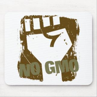 NO GMO Fist Mouse Pad
