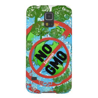 NO GMO GALAXY S5 COVER