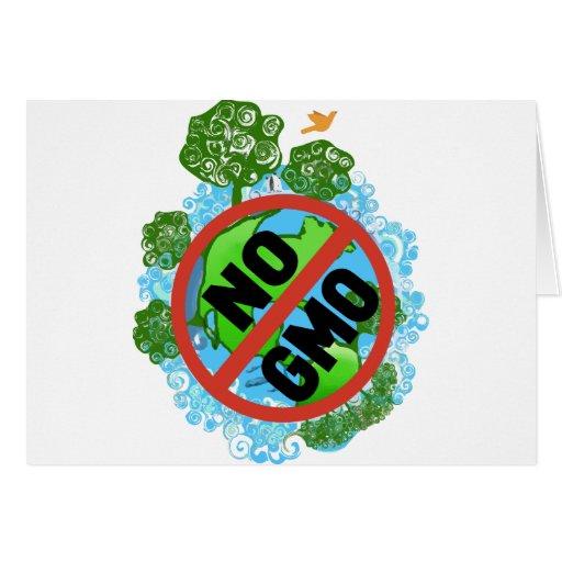 NO GMO GREETING CARDS