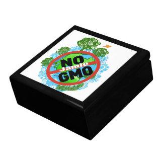 NO GMO JEWELRY BOX
