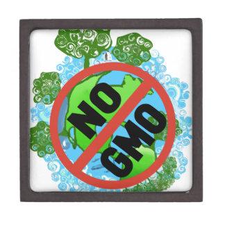 NO GMO KEEPSAKE BOX