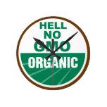 No GMO Orgainc Relojes