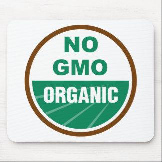 No GMO Organic Mouse Pad