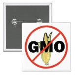 No GMO Pin