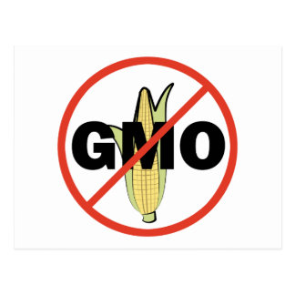 No GMO Postcard