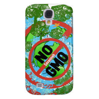 NO GMO SAMSUNG S4 CASE
