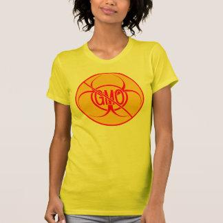 No GMO Shirts Bio Hazard GMO Women's Top