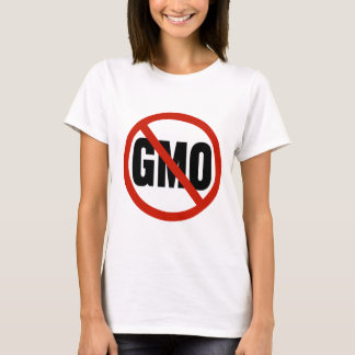 NO GMOs Anti-GMO T-Shirt