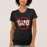 NO GMOs Anti-GMO Tshirt