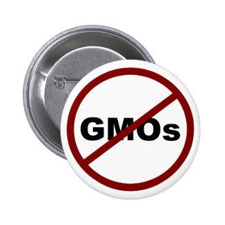 No GMOs Button