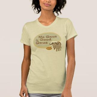 No Gnus is Good Gnus T-Shirt